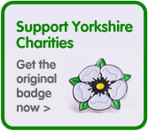Yorkshire Badges logo