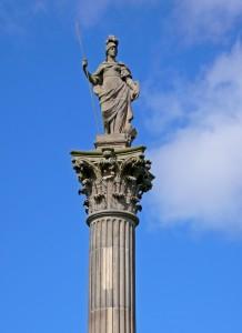 02-12 a (2) Minerva on the top of the Duke of Argylle's Column