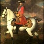 Thomas Wentworth, Earl Strafford by Paul Carl Leygebe (p. Berlin c.1711)